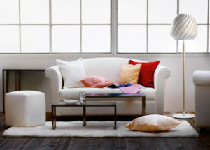 upholstery and furniture